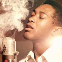 Sam Cooke Recording at RCA Studios